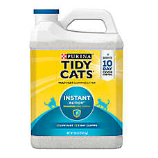 Purina® TIDY CATS Instant Action Multiple Cat Litter
