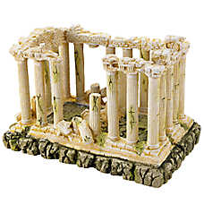 Top Fin® Ancient Roman Ruins Aquarium Ornament