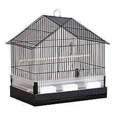 Prevue Pet Products Cockatiel House Bird Cage