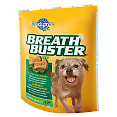 PEDIGREE® BREATHBUSTER® Small Dog Snacks