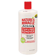 NATURE'S MIRACLE™ Just For Cats Stain & Odor Remover