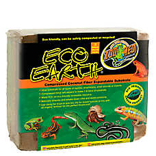 Zoo Med™ ECO EARTH™ Expandable Reptile Substrate Value Pack