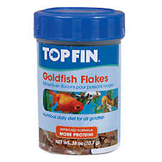 Top Fin® Goldfish Flakes