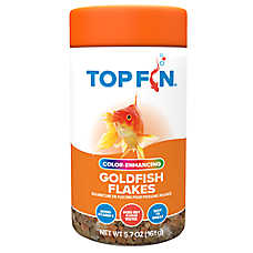 Top Fin® Goldfish Flakes