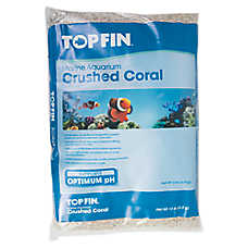 Top Fin® Aquarium Crushed Coral Gravel