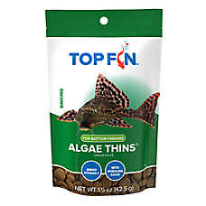 Top Fin® Algae Thins Fish Food
