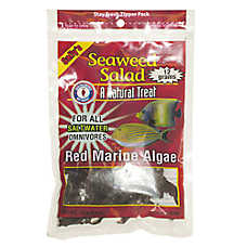 San Francisco Bay Brand® Sally's Seaweed Salads™ Green Marine Fish Food