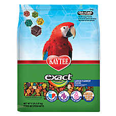 KAYTEE® exact Rainbow Premium Daily Nutrition Large Parrot Food