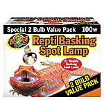 Zoo Med™ Reptile Value Pack Basking Spot Lamp