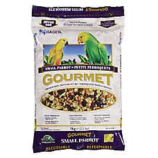 Hagen Gourmet Small Parrot Bird Food
