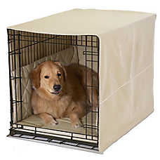 Pet Dreams Classic Cratewear Dog Bedding Set