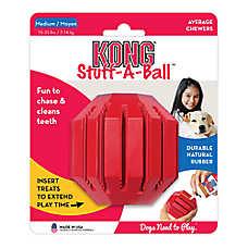 KONG® Stuff-A-Ball™ Treat Dispensing Dog Toy