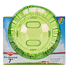 Super Pet® Rainbow Run-About Hamster Ball