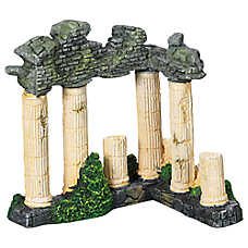 Top Fin® Roman Columns Aquarium Ornament