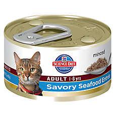 Hill's® Science Diet® Entrée Adult Cat Food