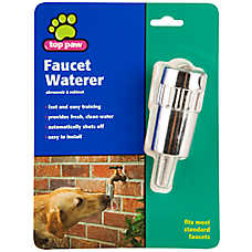 Top Paw® Dog Faucet Waterer