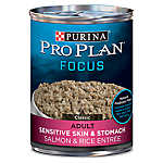 Purina® Pro Plan® Select Sensitive Skin & Stomach Adult Dog Food - Salmon & Rice