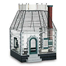 Prevue Pet Products Featherstone Heights Stone Cottage Bird Cage