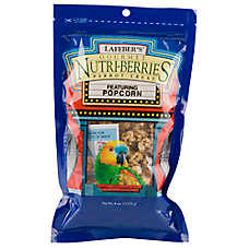 Lafeber's Nutri-Berries Popcorn Parrot Treats