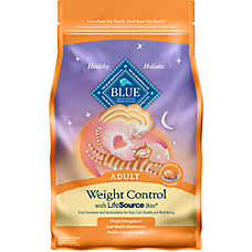 BLUE™ Weight Control Chicken & Brown Rice Adult Cat Food