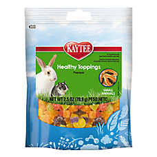 KAYTEE® Fiesta Healthy Toppings Small Animal Treats