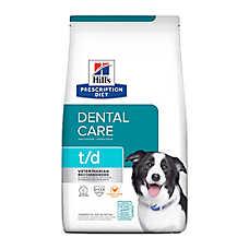 Hill's® Prescription Diet® t/d Dental Health Adult Dog Food