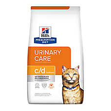 Hill's® Prescription Diet® c/d Multicare Bladder Health Adult Cat Food