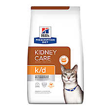 Hill's® Prescription Diet® k/d Renal Health Adult Cat Food