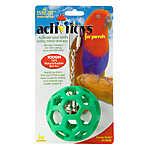 JW Pet® Insight Activitoys Hol-ee Roller Bird Toy
