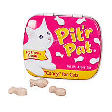 Pit'r Pat® Fresh Breath Cat Treats