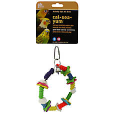 Prevue Pet Products Cal-Sea-Yum Bird Toy