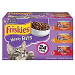 Purina® Friskies® Meaty Bits Variety 24 Pack Cat Food