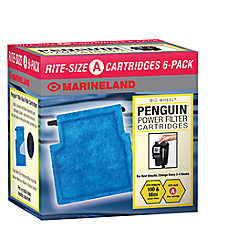 Marineland® Penguin Rite Size A Power Filter Cartridges