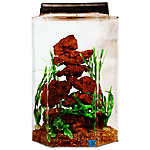 SeaClear 20 Gallon Hexagon Tank