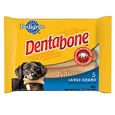 PEDIGREE® DENTABONE® Oral Care Dog Chews