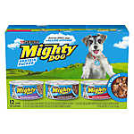 Purina® Mighty Dog I Rule Roasters Variety Pack Dog Food