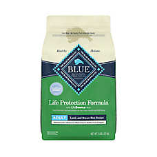 BLUE Life Protection Formula® Adult Dog Food - Lamb & Brown Rice
