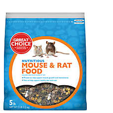 Grreat Choice® Mouse & Rat Food