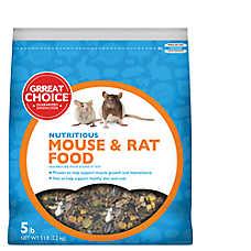 Grreat Choice® Mouse & Rat Food