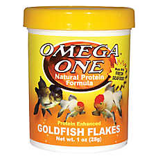 Omega™ One Goldfish Flakes