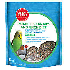 Grreat Choice® Small Bird Food