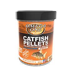 Omega™ One Shrimp Pellets Fish Food