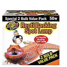 Zoo Med™ Reptile Value Pack Basking Spot Lamp