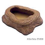 Exo Terra® Worm Dish Reptile Bowl