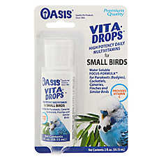 Oasis Vita-Drops Bird Multivitamin