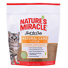 NATURE'S MIRACLE™ Natural Care Cat Litter