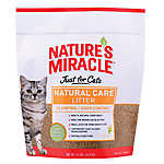 Nature's Miracle® Natural Care Cat Litter