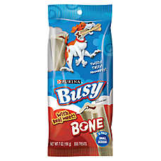 Purina® Busy Bone Small/Medium Dog Treat - Beef
