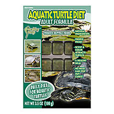 San Francisco Bay Brand® Healthy Herp™ Aquatic Adult Turtle Frozen Food