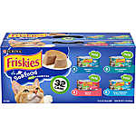 Purina® Friskies® Seafood Paté Variety 32 Pack Cat Food
